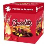 Желе в шоколаде