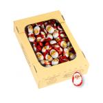 """Шоколадные конфеты """"Дед Мороз марципановый"""""""