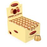 """Шоколадные конфеты """"Вишня с коньяком в шоколаде"""""""