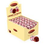 """Шоколадные конфеты """"Вишня с ликером в шоколаде"""""""