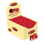 """Шоколадные конфеты """"Вишня с марципаном в шоколаде"""""""
