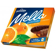 "Набор шоколадных конфет ""Мелла"" апельсин"