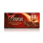 Шоколад пористый с ароматом коньяка